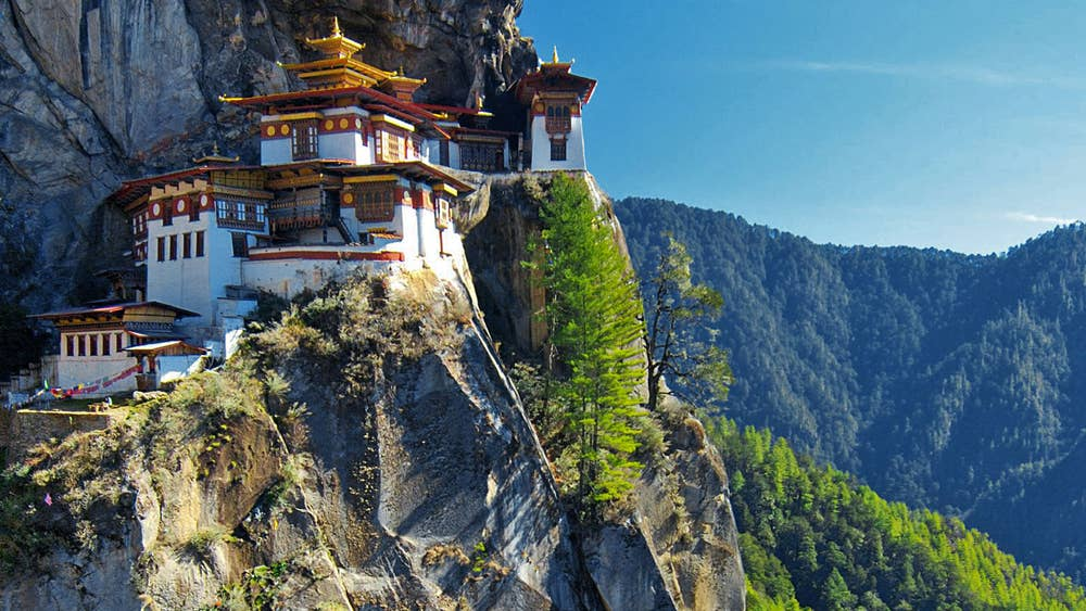Traveller's Guide: Bhutan | The Independent