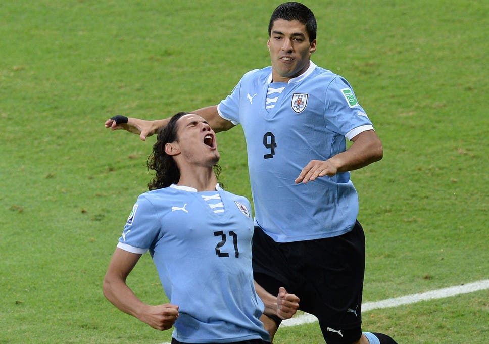 the best attitude 2252b 28a14 Luis Suarez injury latest: Edinson Cavani admits Uruguay are ...