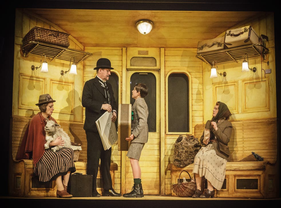 A scene from Emily and the Detectives at the National Theatre