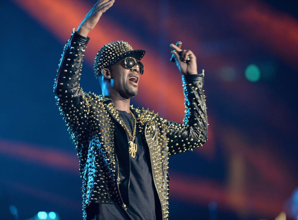 """The """"Do What You Want"""" singer claimed that he empathised with the troubled R'n'B star's attempts to better himself."""