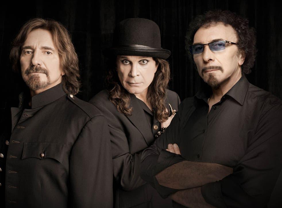 Black Sabbath: The partial reunion