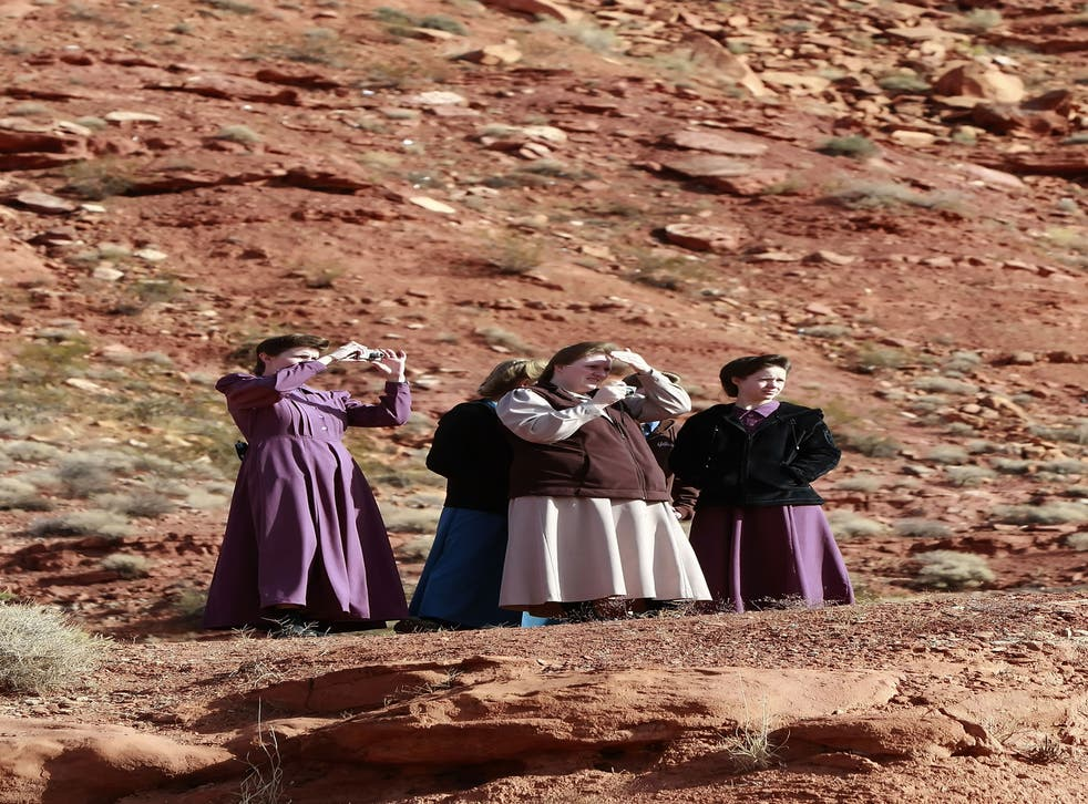 Polygamous Sect Members Come Out In Mass