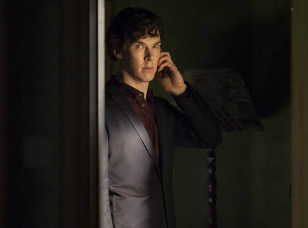 An interactive Sherlock series 3 trailer has been released by the BBC