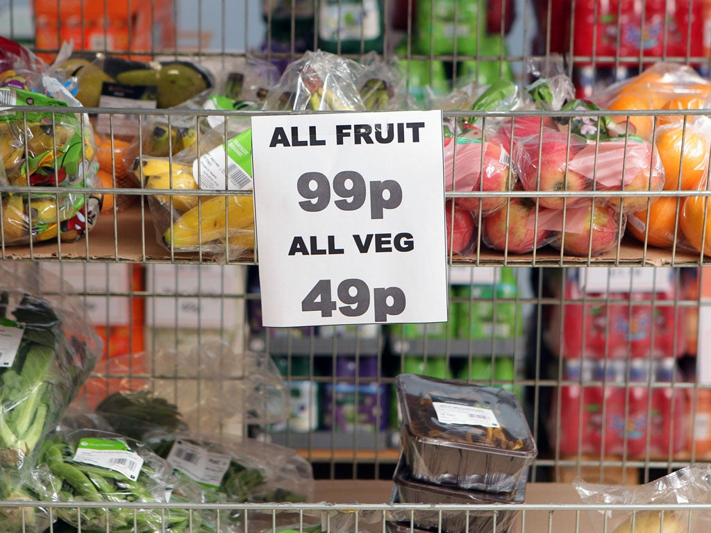 introducing the 'social supermarket': where even britain's poorest