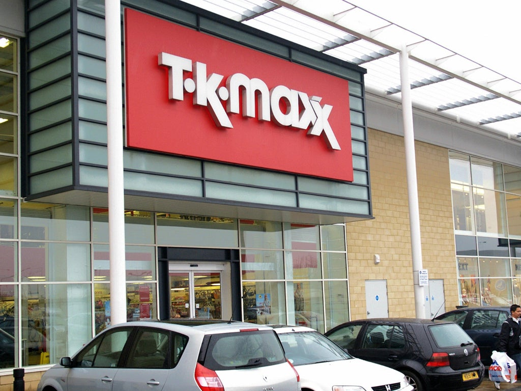 TK Maxx and discount stores: If it