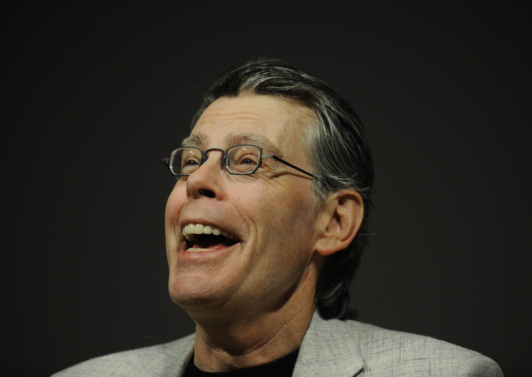 Stephen King: 'Evil is innate' | The Independent