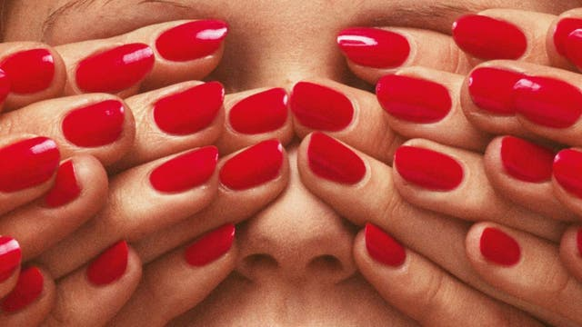 Pucker up: 'Beautiful Stranger' collection, NARS Guy Bourdin