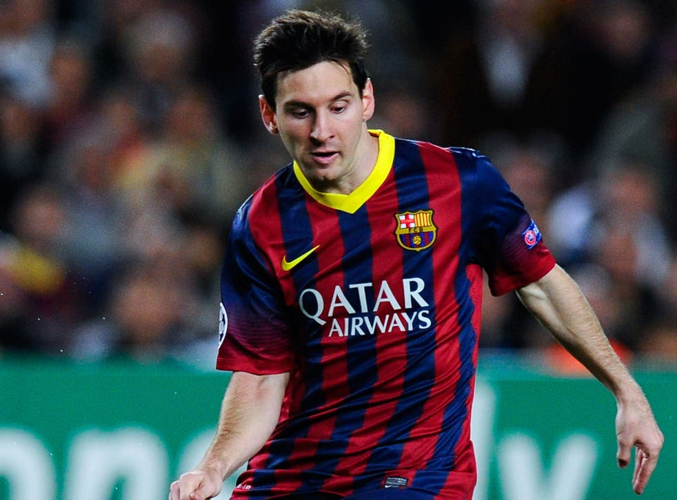 Lionel Messi could be playing at a new stadium with Barcelona soon
