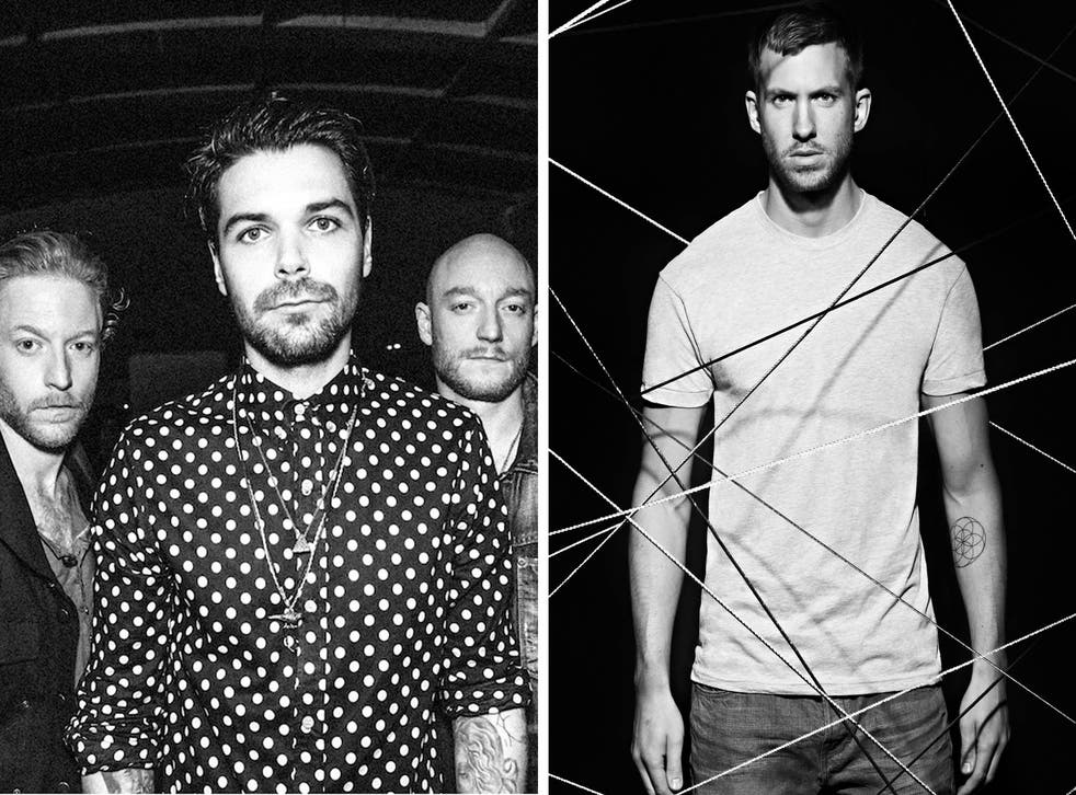 Year of the Scots: Biffy Clyro and Calvin Harris will headline the Isle of Wight Festival 2014