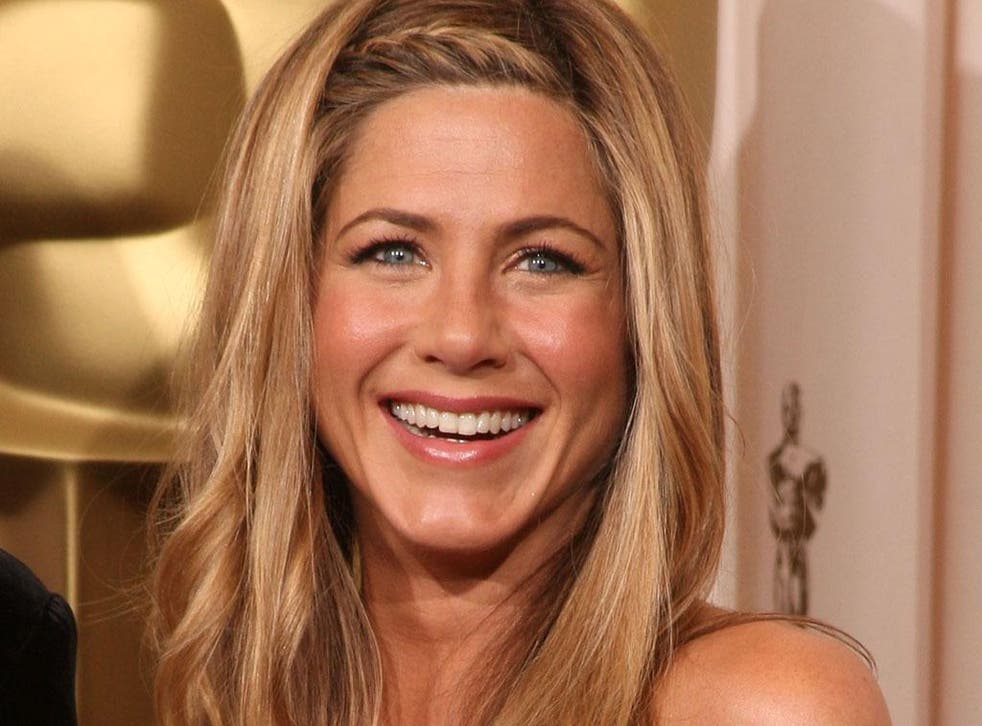 Somehow Aniston has found herself propelled back into the limelight despite the fact she has not had a thing to do with the couple's divorce