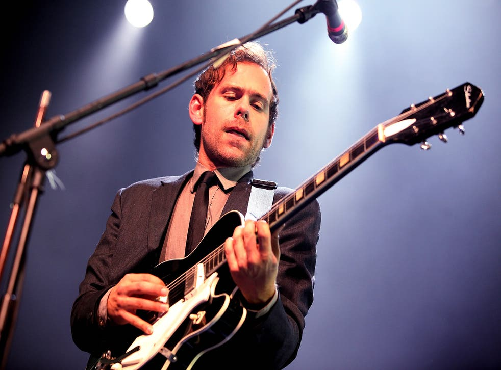 Aaron Dessner from The National has called for other artists to support Spotify