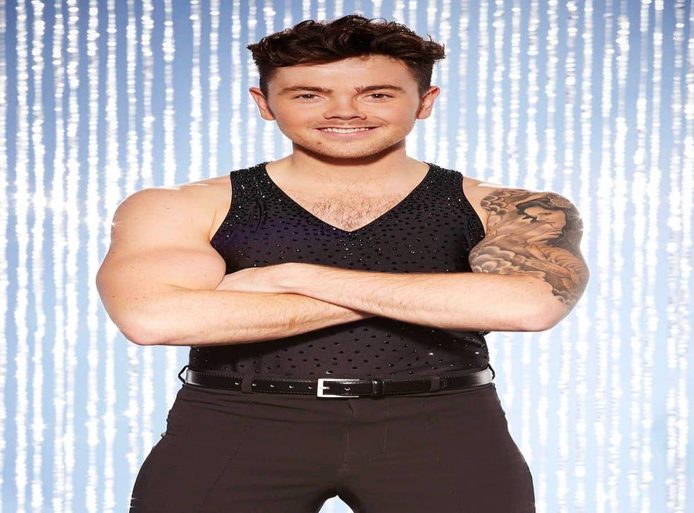 Dancing on Ice 2014: X Factor runner-up Ray Quinn returns