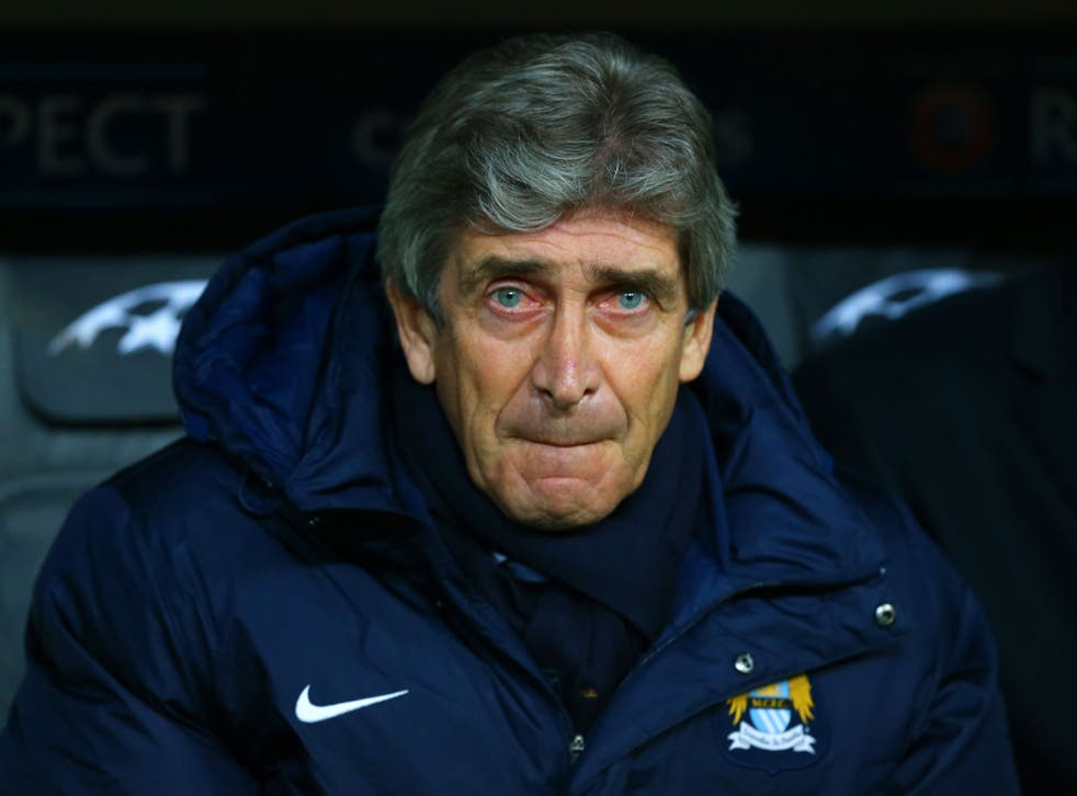 Manchester City manager Manuel Pellegrini thought they needed to beat Bayern Munich 5-2 rather than 4-2 to overtake them in Group A