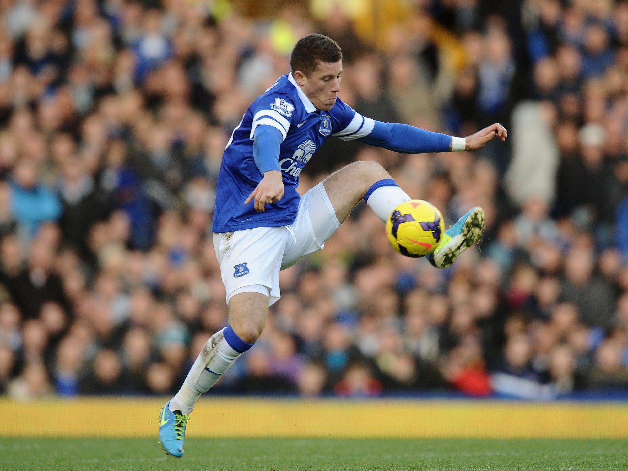 Everton Midfielder Ross Barkley Set For Improved Contract