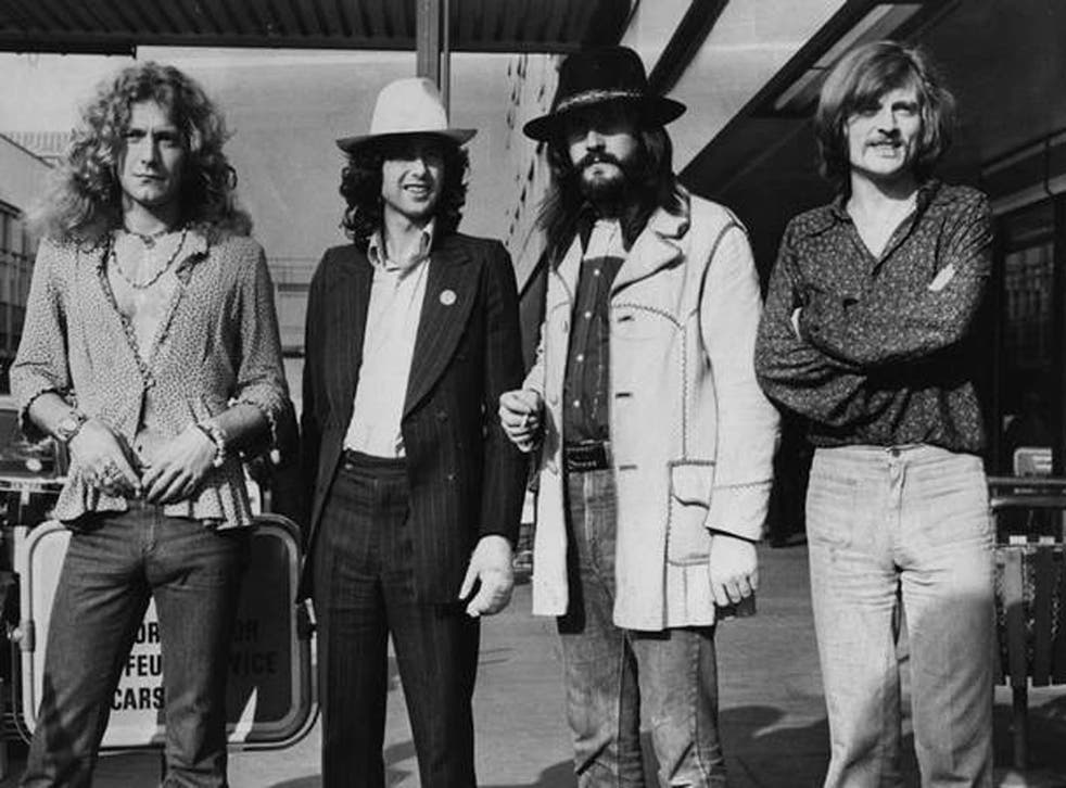 Fans will be able to rock out to Led Zeppelin on Spotify soon
