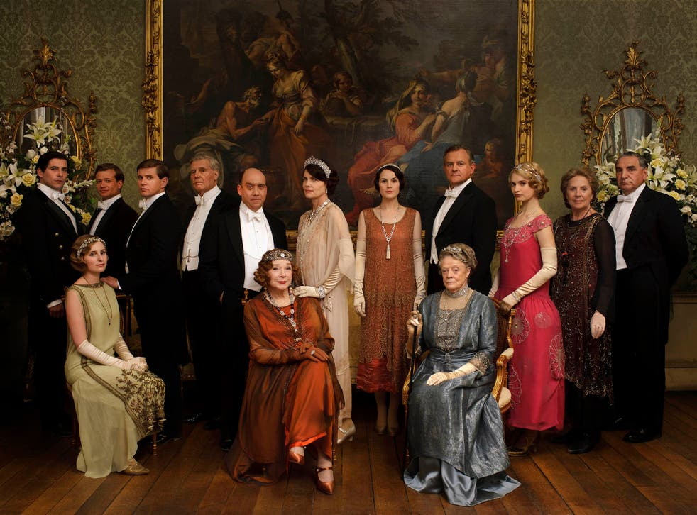 British drama Downton Abbey has been nominated for Best Television Drama Series at the Golden Globes 2014
