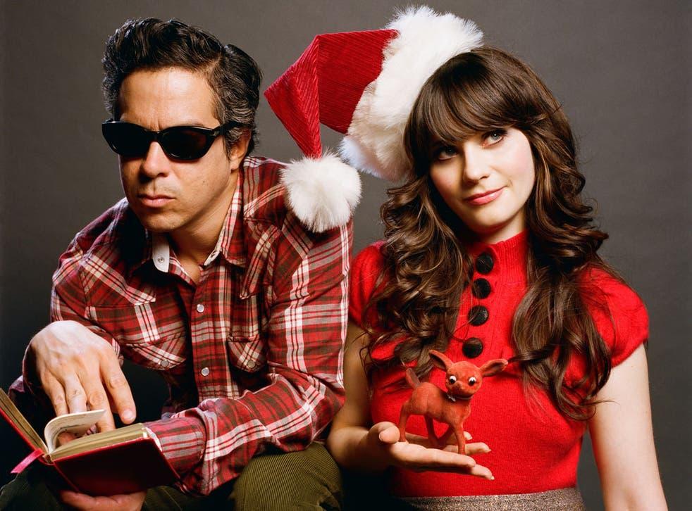 Sleighed: She & Him