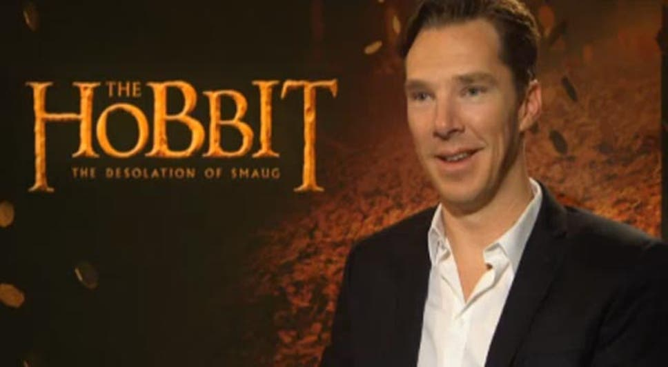 the cast of the hobbit the desolation of smaug including evangeline lilly and benedict cumberbacth sing all i want for christmas is you - All I Want For Christmas Cast