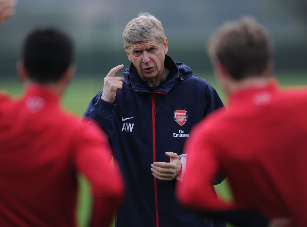 Arsène Wenger hopes that his new team - mobile, nimble and smart - will be on the right side of history once again