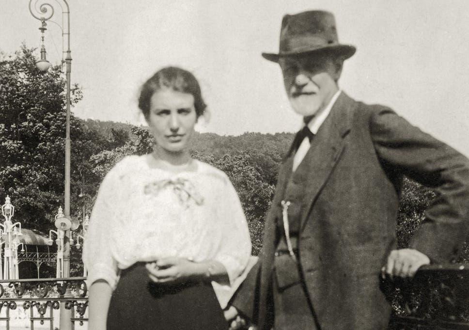 sigmund freud anna freud correspondence 1904 1938 edited by
