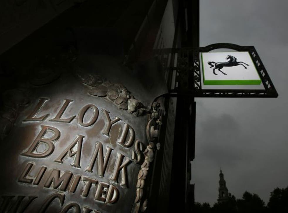 Lloyds Bank was handed a £28m fine – the largest ever imposed on a British bank – for failings in its incentives structure for sales people