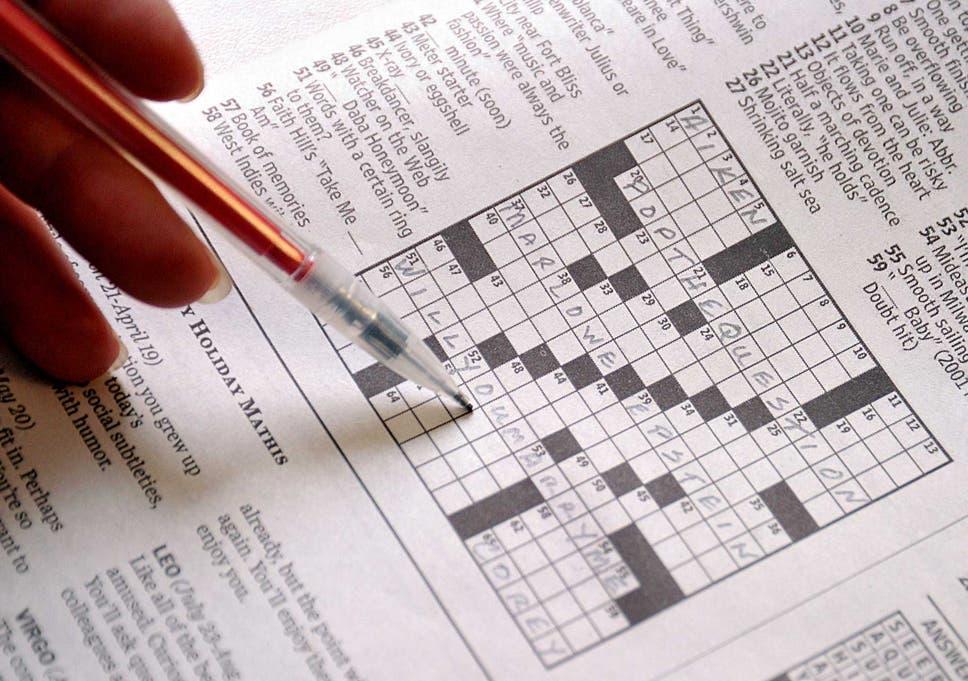 Dating duo crossword