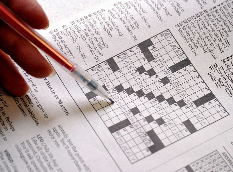 One Hundred Years Of Solvitude The Crossword Celebrates A Century Of Wordplay The Independent The Independent