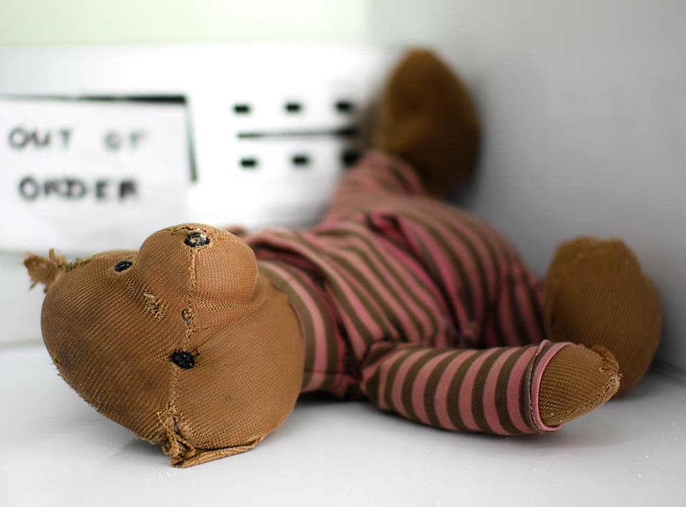 File image: A devastated young girl has been reunited with her lost teddy following a remarkable social media appeal launched by the woman who found it