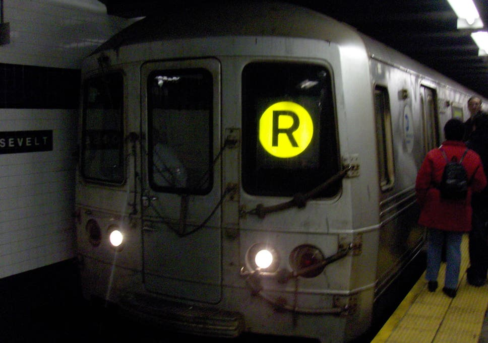 Man Survives Falling In Front Of New York Subway Train By Ducking