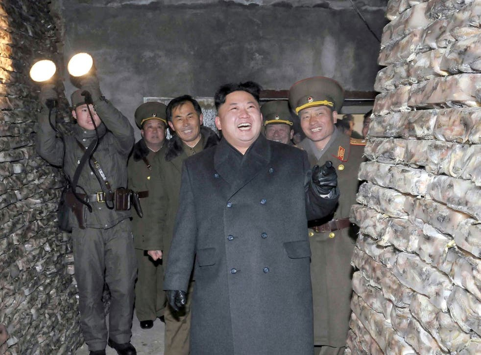 Kim Jong-un made a series of high-profile state visits in the wake of his uncle's execution