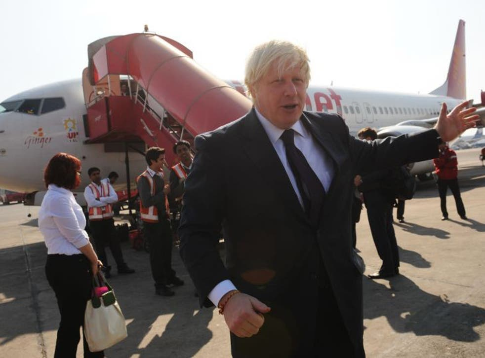 Airport expansion has become a proxy for the rivalry at the heart of the Conservative Party between the Prime Minister and the Mayor of London