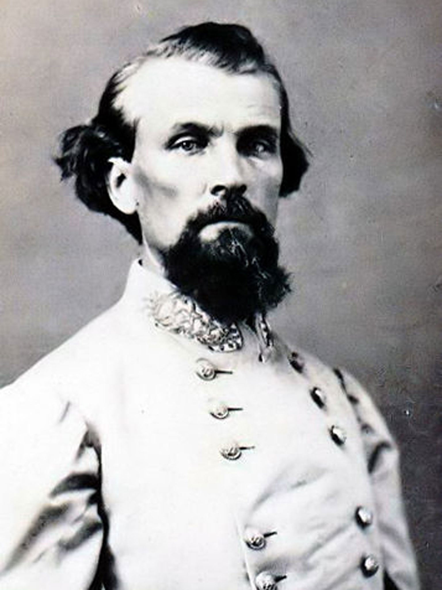 a biography of nathan bedford forrest On the confederate side in the war nathan bedford forest started his military    education/ history/ biographies/ nathan-bedford-forresthtml  .