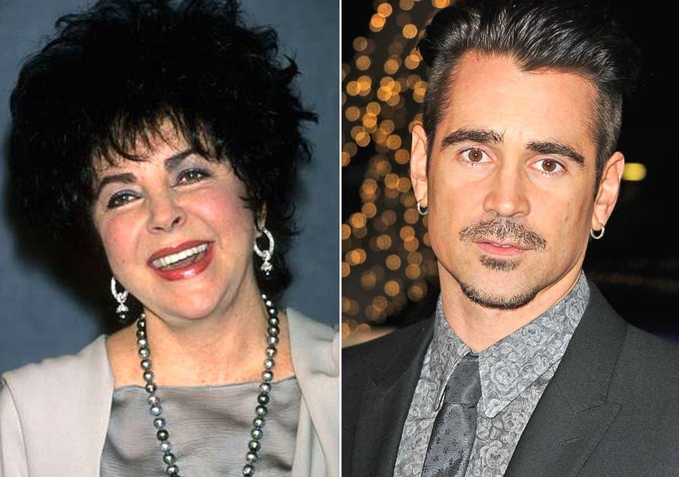 Colin Farrell Reveals Affair With Elizabeth Taylor She Was My