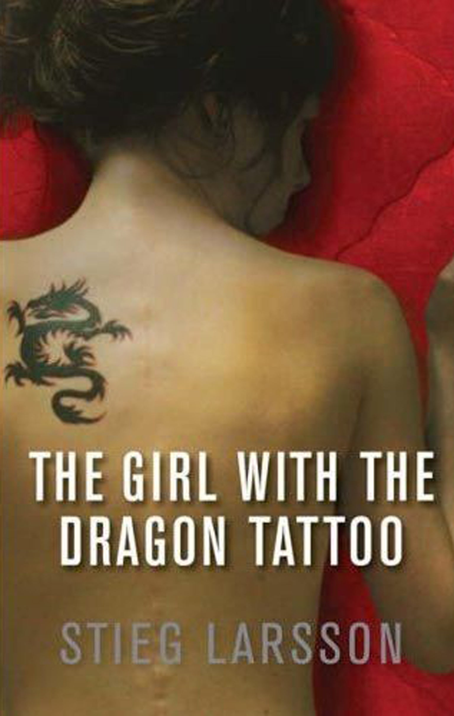 Stieg larsson 39 s girl with the dragon tattoo series to be for The girl with the dragon tattoo story
