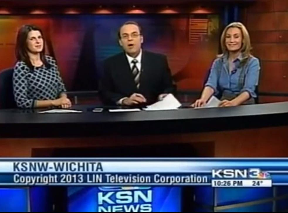 Justin Kraemer's expletive was accidentally broadcast on television