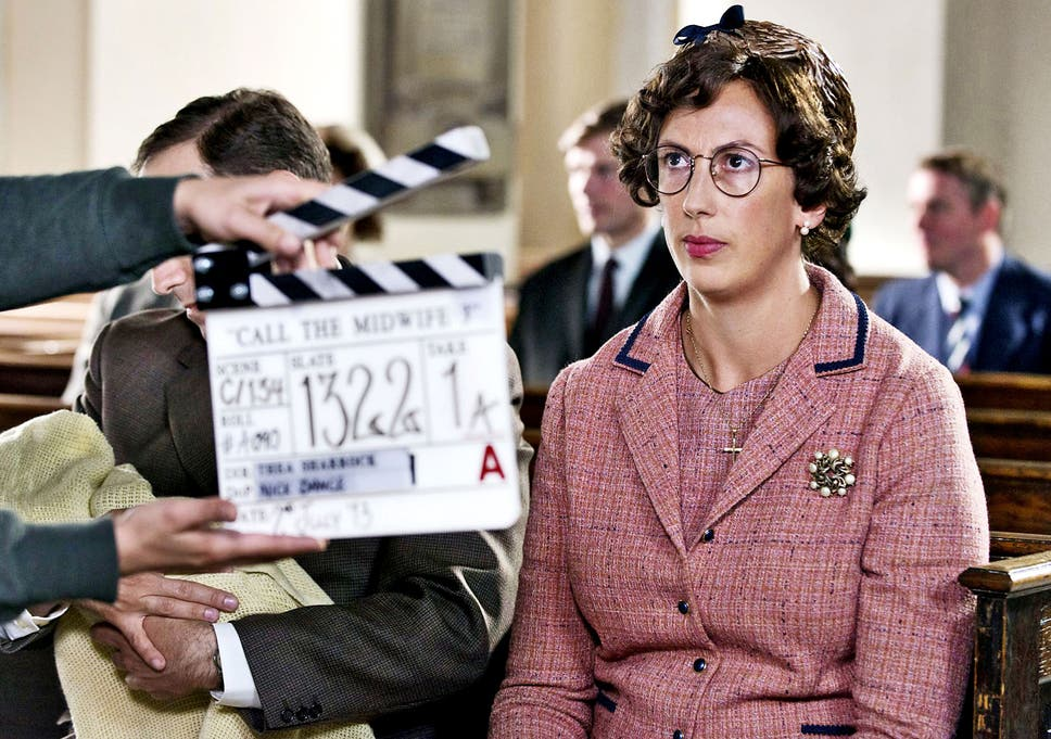 Call The Midwife Christmas Special.Call The Midwife Christmas Special Behind The Scenes With