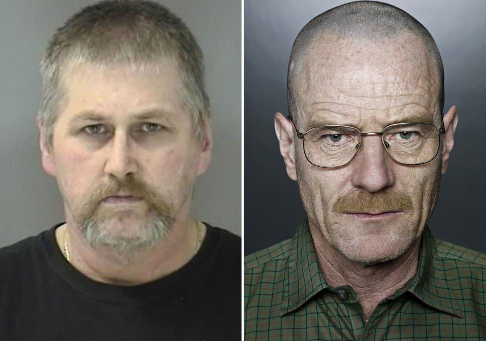 Real Life Breaking Bad Us Meth Dealer Walter White Jailed For Drugs