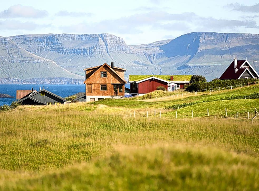 Wild at heart: the Faroe Islands won the Noma founder over