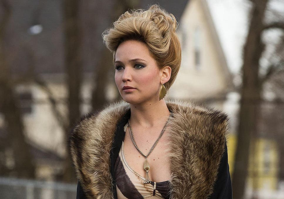 Jennifer Lawrence is 'brilliant as the neurotic housewife' in American Hustle