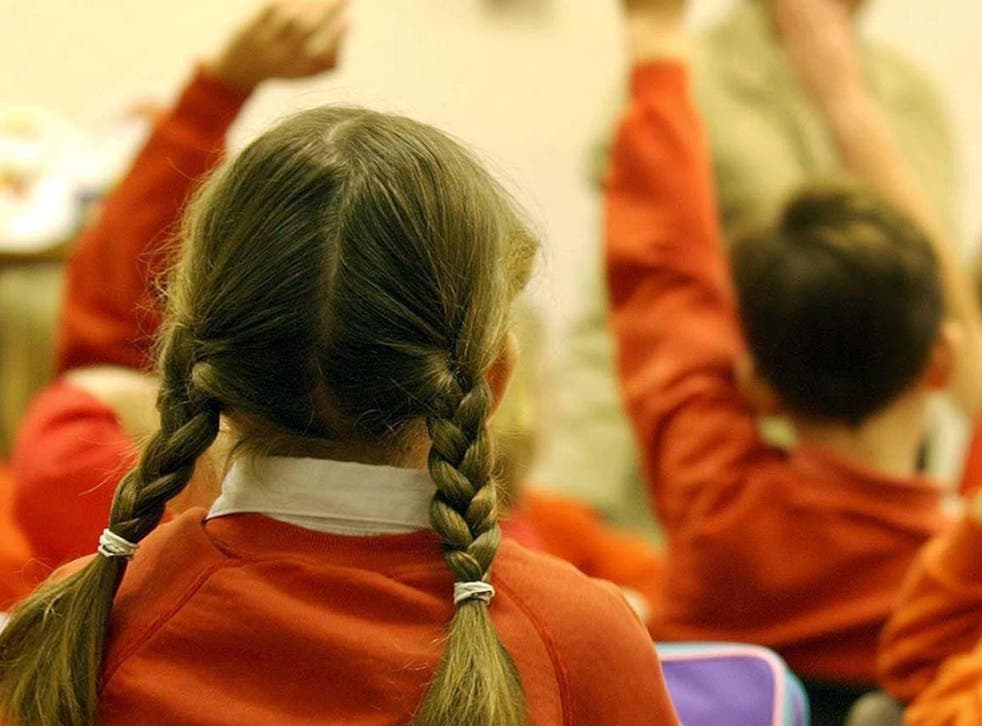 According to a NASUWT survey, 47 per cent of polled teachers had thought about giving up teaching
