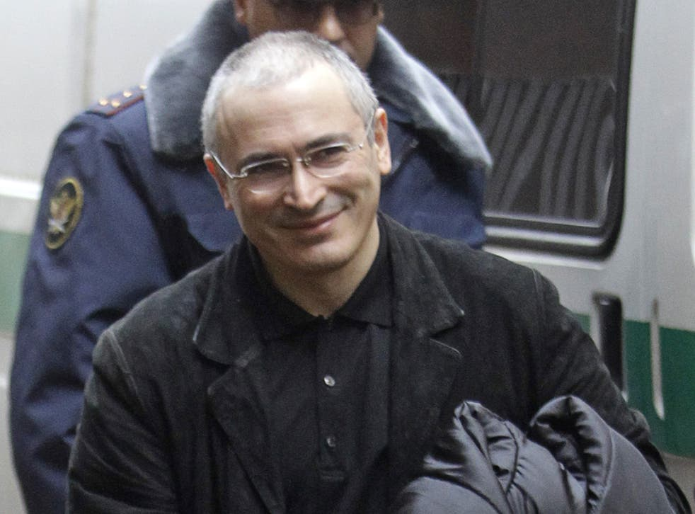 Mikhail Khodorkovsky has spent the last 10 years in prison on charges of tax evasion and embezzlement