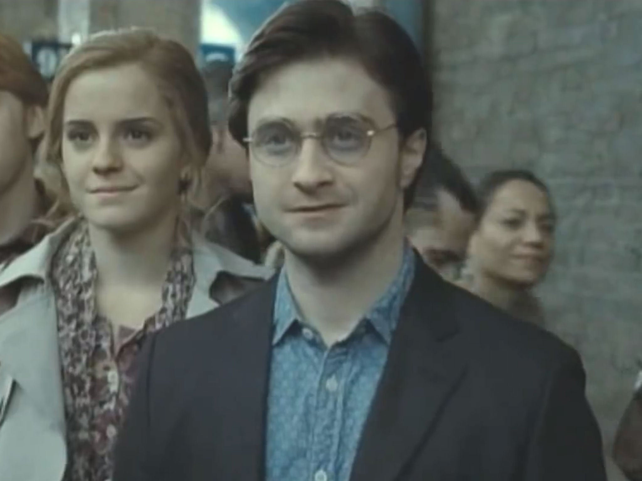 Harry Potter should have married Hermione, admits J K