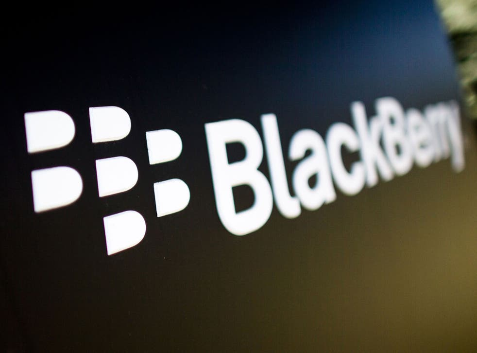 BlackBerry has turned to Chinese manufacturer Foxconn to produce its hardware
