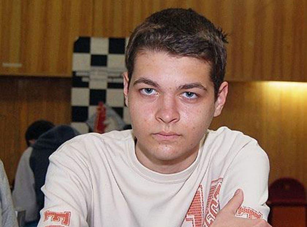 Master stroke: Chess champion Borislav Ivanov was accused of hiding devices under his shirt