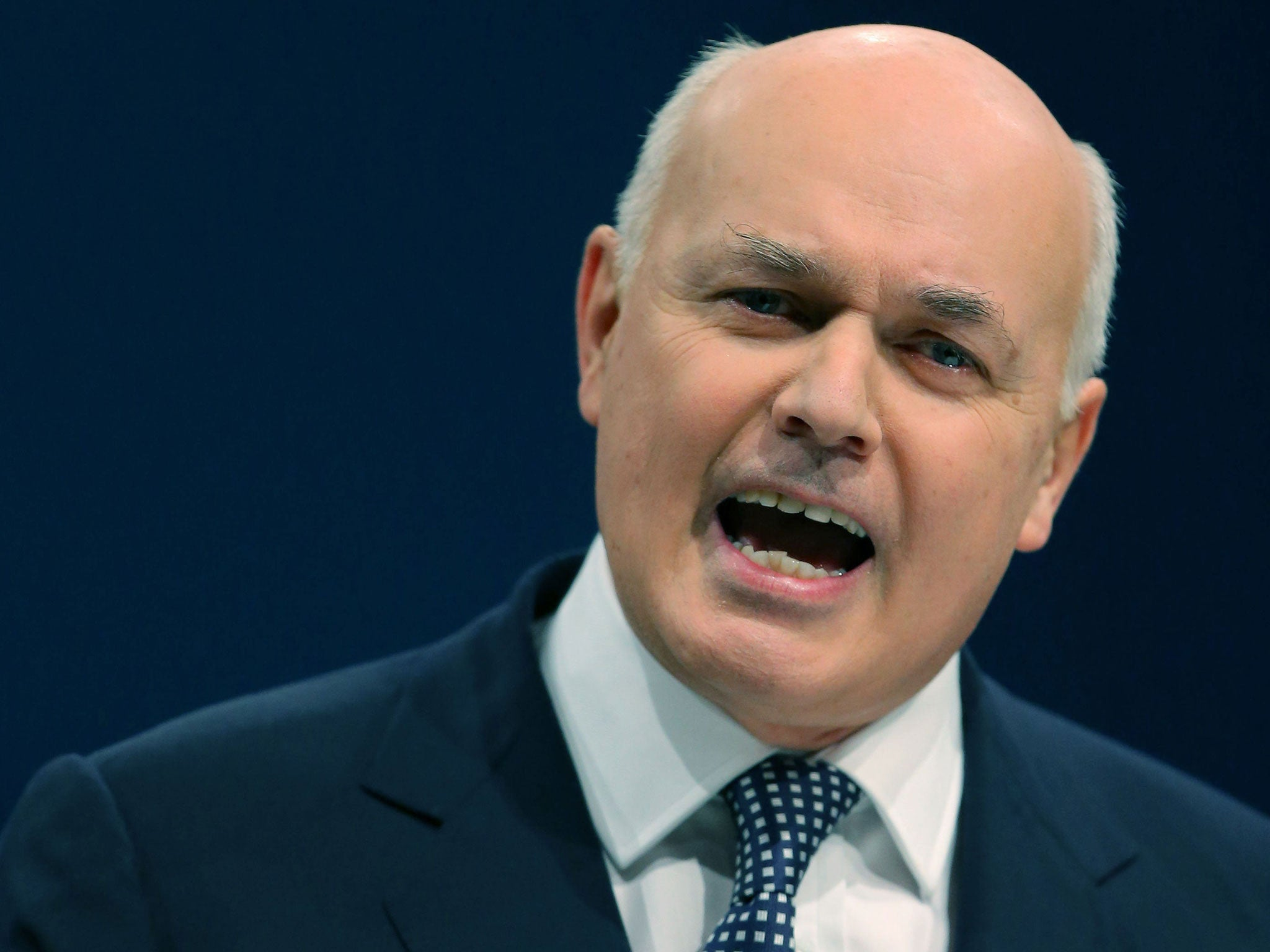 Image result for iain duncan smith