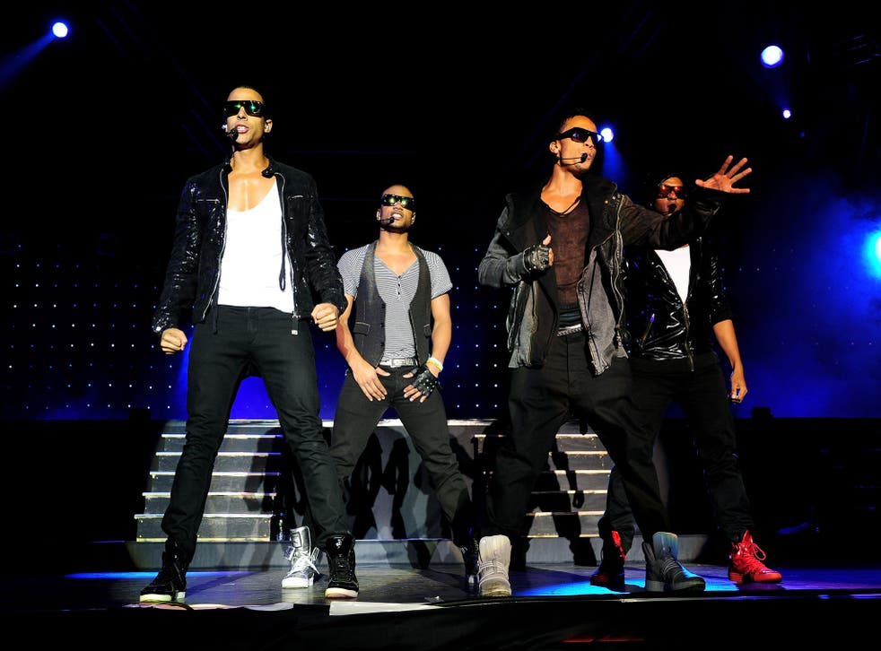 JLS live are a 'perfect, tween-shriek-inducing demonstration of the wincing creepiness of boybands'