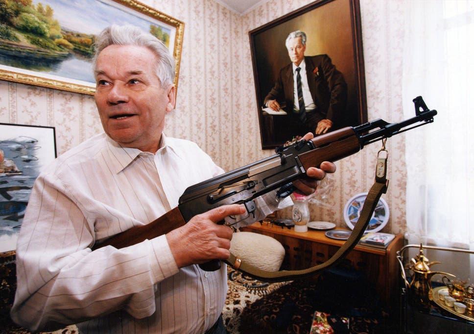 Mikhail Kalashnikov dead at 94: AK-47 inventor had been in