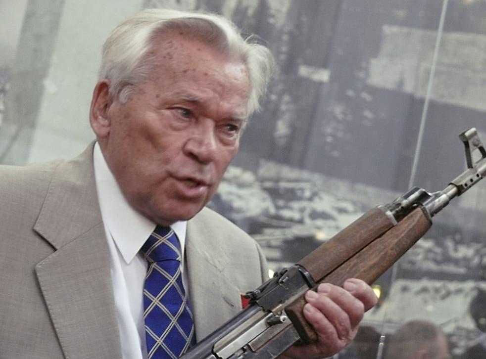 Mikhail Kalashnikov dies: Five quick-fire facts about the AK-47 inventor