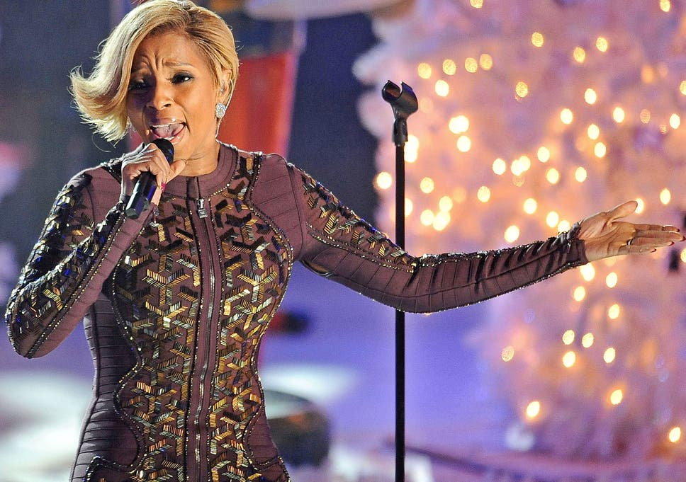 Mary J Blige: Hail Mary, Queen of soul | The Independent