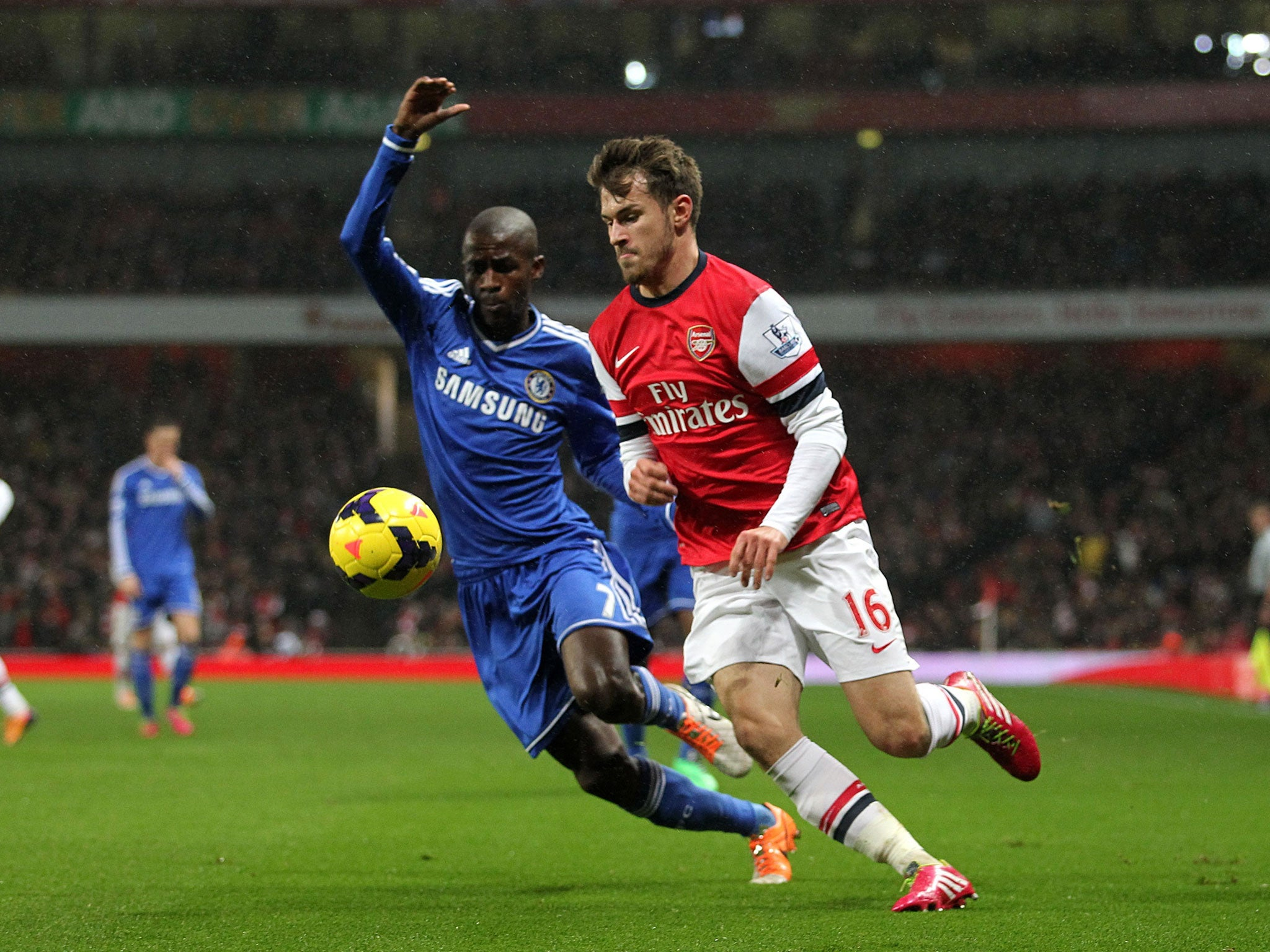 Arsenal 0 Chelsea 0 Match Report: Referee Mistakes